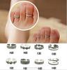 vintage toe ring, cheap toe ring indian(SWTJU699)