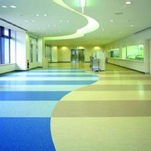 Look here!!! High quality and lovely anti-static pvc floor