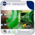 suministro gratuito de la muestra de pintura en spray