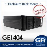 GE1404 mini itx case 4u hdd rack mount