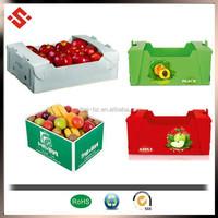 2015 fruit and vegetable holders & PP corrugated potato storage bin