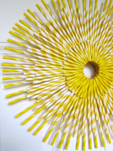 holiday decoration party straws for cake decoration and wall decoration