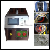 Portable Induction heating machine for pipelines bending,preheat,coating,PWHT,stress relieving machine