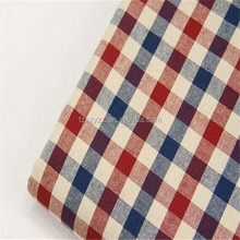 Poly twill wolf print tetron cotton fabric