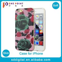 new coming frosted tpu case Jerrie Rose phone case