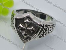 Original fashion jewelry different styles sterling silver christian rings jewelry