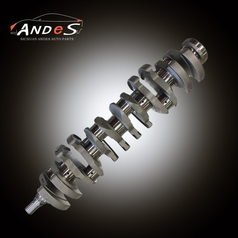Custom 4340 Billet Crankshaft For Ford Barra XR6 Turbo 4.0