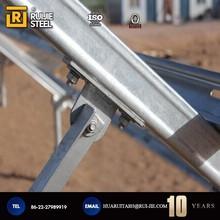 solar pv ground mount brackets structure ground support structure ground mounted solar rack system