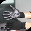 SRSAFETY water and oil resistant nitrile coated work gloves for automotive repairing