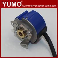 IHU4808 8mm 48mm motor rotary encoder Optical Sewing Machine hollow shaft incremental rotary encoder resolver to encoder