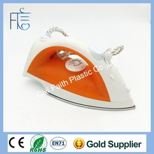 Wholesale Teflon-coated Dual Voltage Travel Steam Iron with Vertical Steaming and Burst Steaming