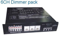Stage light 6 CH Dimmer Pack dmx controller