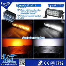 36w ip67 flash LED Light bars Offroad Driving Lamp, 4x4 car accessor