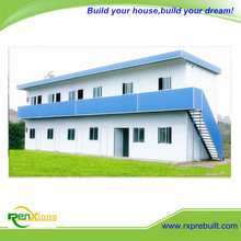 New Style Steel Structure Warehouse Plans Mobile House Villa House