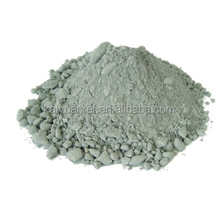 Dense low cement refractory castable