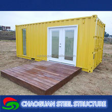China's offer luxury Prefabricated modular Expandable Container Living House or Office with low price