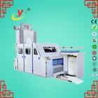 Alta produção de máquina estofando/cama linha de produção