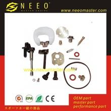 Small gasoline engine parts, generator, 5.5hp, 6.5hp,13hp, 168f, 188f, GX120, GX160, GX200, GX390, GX420 Carburetor repair kit