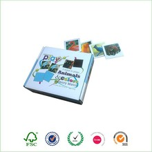 Hot sale education memory card game