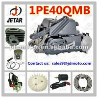 chinese motorcycle engine SCOOTER ENGINE 1PE40QMB chinese motorcycle sale IMPORT Peru