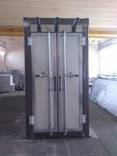 Industrial Cabinet Oven of Powder Coating at Your Choice