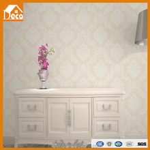European style non-woven wallpaper and temporary wallpaper
