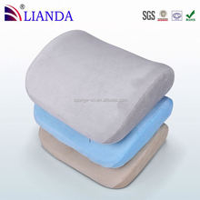 Helps to keep a good comfortable posture lumbar cushion car seat back support