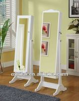 hot selling Chinese solid wood wholesale mirrored furniture