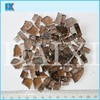 Wholesale colorful crushed fire glass