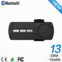 bluetooth stereo car kit,2013 Hot!Noise Filtering Bluetooth Car Kit (BK063RD)