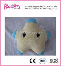 New Design Lovely Plush Star Toys with Big Eyes
