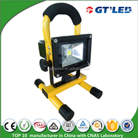 CE ROHS approved 3.5 hours 50w led rechargeable floodlight