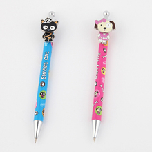 Licheng BP4060 Promotional Items Pens, Retractable Novelty Pen with Pendant