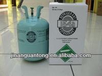 Gas refrigerante R134a for freezer