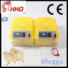 2015 mais novo CE gaiolas de galinhas poedeiras de bateria automático completo para venda EW-48