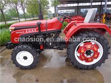 Calidad japonesa 25HP 4WD mini tractores agrícolas