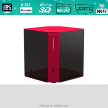 4K supported internet tv box, over 400 Arabic live channels Android TV box with thousands of films
