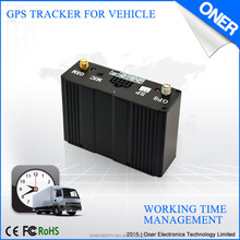 Car Gps tracker support voice monitoring and two way communication