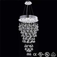 chandelier pendant crystal lamp czech bohemia glass