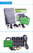 Low Price Wholesale Alibaba China Suppiler CDS203 Portable Solar Power Pack