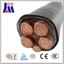 11 kv XLPE insulated pvc sheathed 5 core cables power cable price