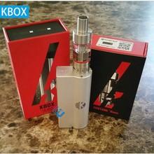 2015 new vapor pens rechargeable 18650 battery Kanger tech 8-40watt box mod kanger kbox