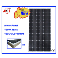 180w mono solar panel price Nigeria
