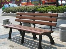 Beauteous Wood and plastic composite bench