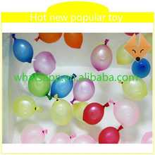 Top Popular new style magic water balloons wholesale photo paper balloon