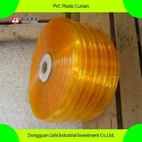 strip PVC plastic decorative door curtain