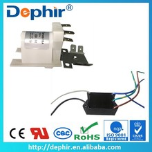 DF500-16A-01 16A 125/250VAC Household RF EMI Filter for Washing Machines