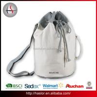 Canvas Outdoor Travel Sport Drawstring Yoga Bag Backpack China Factory
