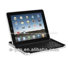 para aluminioipad teclado bluetoothinalámbrico de teclado