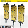 CE approved Soosan open type hydraulic breaker for 20ton excavators